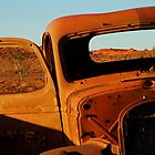 Simpson Desert by Joe Mortelliti