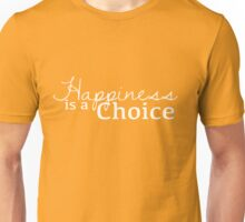Happiness Scroll Unisex T-Shirt
