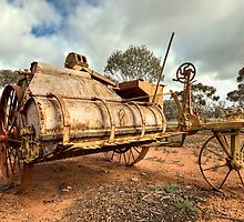 Quorn • South Australia • Australia by William Bullimore