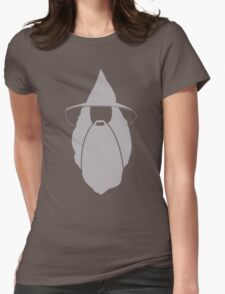 Gandalf's Beard Womens Fitted T-Shirt