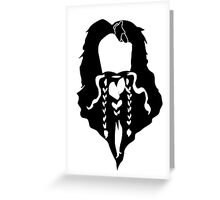 Bifur's Beard Greeting Card