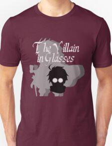 The Villain in Glasses T-Shirt