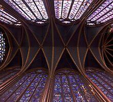 Sainte Chapelle by Revenant