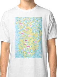 PLANNED TO LOVE - LARGE FORMAT  Classic T-Shirt