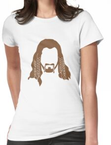 Fili's Beard Womens Fitted T-Shirt