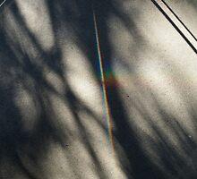 Rainbow cut by Gaetan