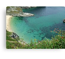 Hell's Mouth  Canvas Print