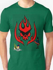 Gurren Lagann Colored T-Shirt