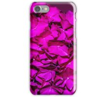 Vibrant, colorful unknown flower's iPhone Case/Skin