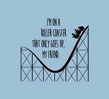 The Fault In Our Stars - Roller Coaster Womens Fitted T-Shirt