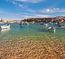 Cornwall - St. Ives by Michael Breitung