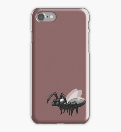 A cute flying ant iPhone Case/Skin