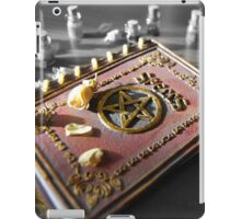 photography Book of Spells  iPad Case/Skin