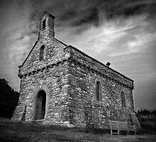 St Non's Chapel by Mat Mackenzie