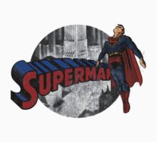 Superman: The Man of Tomorrow  Kids Clothes