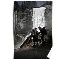 Vernal Mist Trail Poster