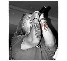 Metalphetamine Last gig Poster