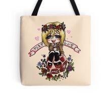Christa Renz Tote Bag
