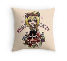 Christa Renz Throw Pillow
