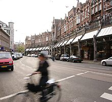 Amsterdam Rush by croftybt