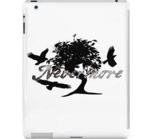 Poe Nevermore iPad Case/Skin