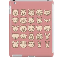 All the Critters iPad Case/Skin