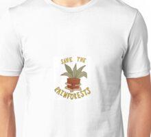 Save The Rainforests Unisex T-Shirt