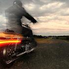 Harley Heaven by Jarrod Lees