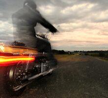 Harley Heaven by JAZ art