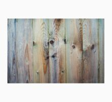 Fence Panels Untreated and Weathered Kids Tee