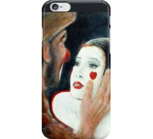"""Why?"" iPhone Case/Skin"