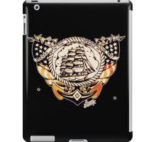 Tattoo Ship iPad Case/Skin