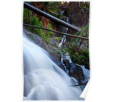 Marysville Waterfall Poster