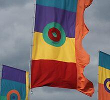 Flags by Sandra Cockayne