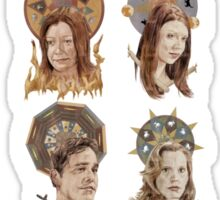 The Saints of Sunnydale Sticker