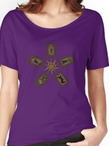 Art deco Dollhouse Women's Relaxed Fit T-Shirt