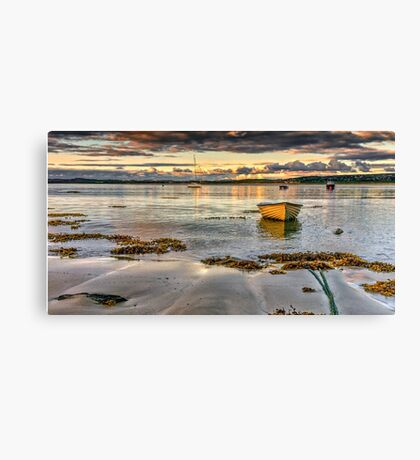 Ards Friary Canvas Print