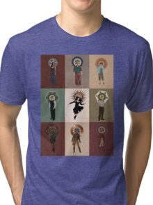 The Saints of Serenity Tri-blend T-Shirt