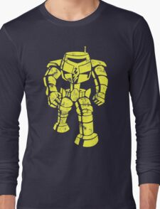 Sheldon Bot Long Sleeve T-Shirt