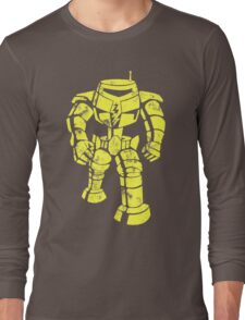 Sheldon Bot Long Sleeve T-Shirt