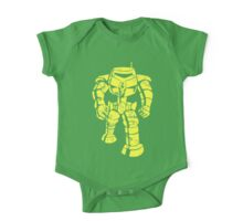 Sheldon Bot One Piece - Short Sleeve