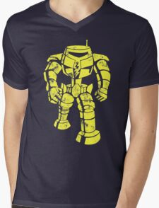 Sheldon Bot Mens V-Neck T-Shirt