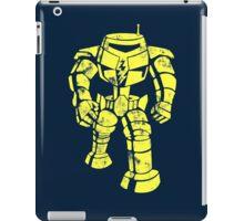 Sheldon Bot iPad Case/Skin
