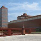 Johnson Wax Headquarters by AJ Belongia