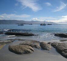 Bicheno Tasmania Australia by NannaGilly