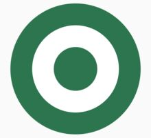 Green Roundel Kids Clothes