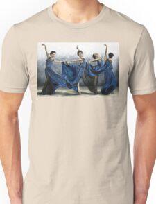 Sequential Dancer Unisex T-Shirt