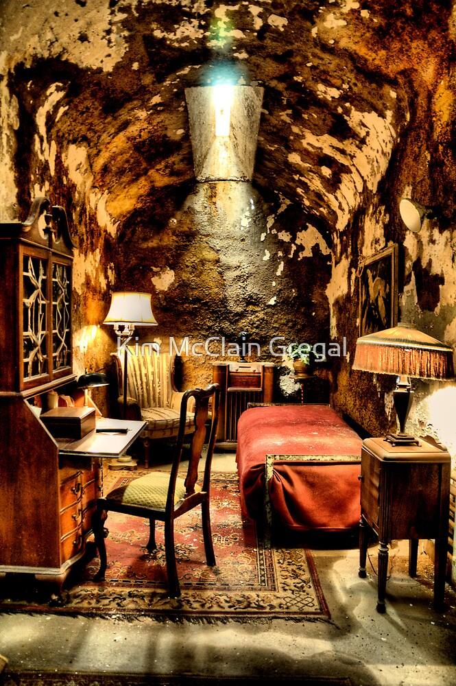 Al Capone's Cell by Kim McClain Gregal