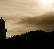 Cape Schanck Lighthouse Silhouette by Matt Jones