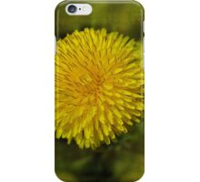 APRIL IN YELLOW iPhone Case/Skin